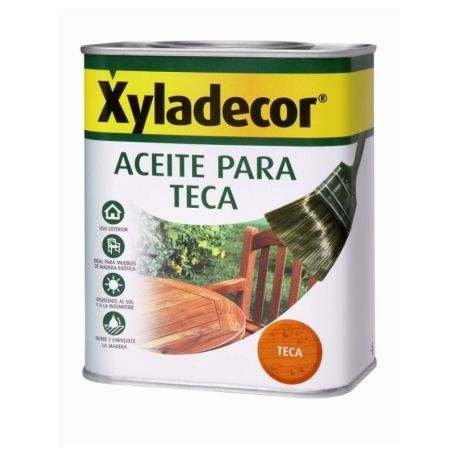 ACEITE TECA PROTECTOR 5 LT XYLADECOR