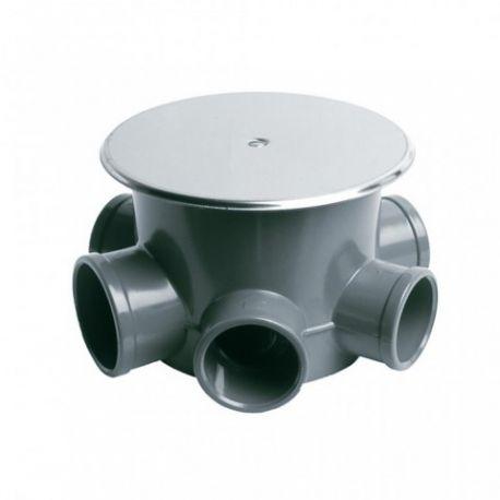 BOTE SIFONICO 110X40X50MM PVC JIMTEN
